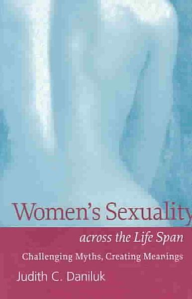 Download Women s Sexuality Across the Life Span Book