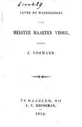 Meester Maarten Vroeg