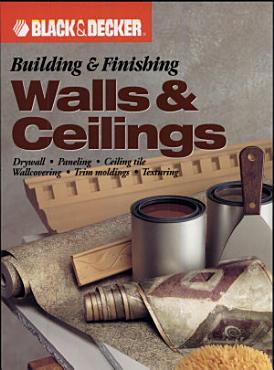 Finishing Walls   Ceilings PDF