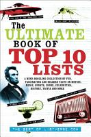 The Ultimate Book of Top Ten Lists PDF