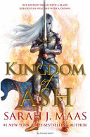KINGDOM OF ASH. (FOR SALE IN THE INDIAN SUBCONTINENT ONLY).