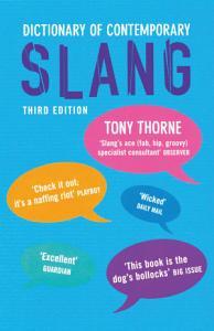 Dictionary of Contemporary Slang Book