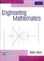 Engineering Mathematics PDF