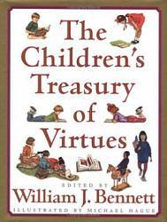 The Children S Treasury Of Virtues Book PDF