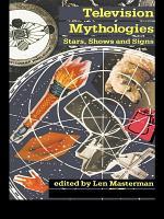 Television Mythologies