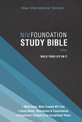 NIV  Foundation Study Bible  Ebook