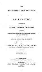 The principles and practice of arithmetic  etc PDF