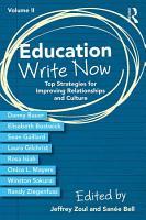 Education Write Now  Volume II PDF