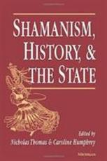 Shamanism  History  and the State PDF