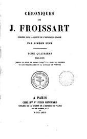 Chroniques de J. Froissart: Volume4