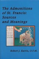 The Admonitions of St  Francis PDF