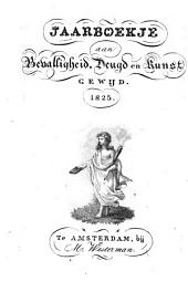 Jaarboekje aan bevalligheid, deugd en kunst gewijd: Volume 2