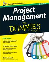 Project Management for Dummies - UK: Edition 2