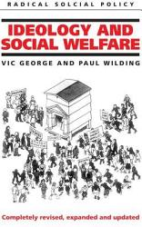 Ideology And Social Welfare Book PDF