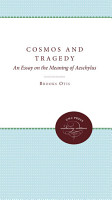 Cosmos and Tragedy PDF