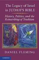 The Legacy of Israel in Judah s Bible PDF
