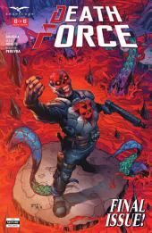 Death Force: Issue #6