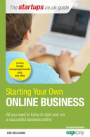 Starting Your Own Online Business Book PDF
