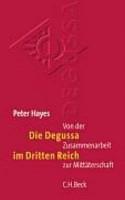 Die Degussa im Dritten Reich PDF