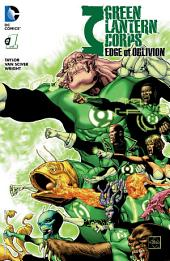 Green Lantern Corps: Edge of Oblivion (2016-) #1