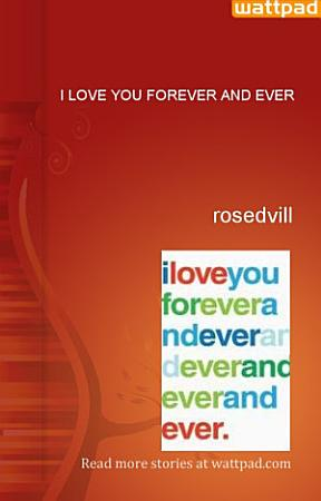 I Love You Forever and Ever PDF