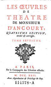 Les Oeuvres De Theatre: Volume7