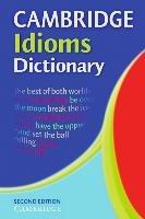 Cambridge Idioms Dictionary