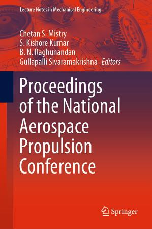 Proceedings of the National Aerospace Propulsion Conference PDF