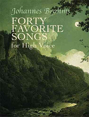 Forty Favorite Songs for High Voice PDF