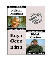 Celebrity Biographies - The Amazing Life Of Nelson Mandela and Fidel Castro - Biography Series