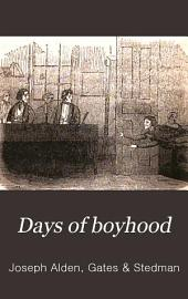 Days of Boyhood
