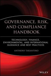 Governance  Risk  and Compliance Handbook