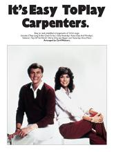 It s Easy to Play Carpenters PDF