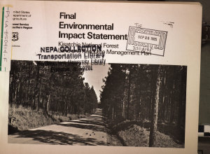 Kitsatchie National Forest  N F    Land and Resource s  Management Plan  LRMP