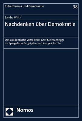 Nachdenken   ber Demokratie PDF