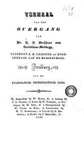 Mijn afscheidsgroet aan Rome: brief van den abt Eduard Bruitte ..., tegenwoordig christen, maar niet roomsch, aan Guyard, vikaris-generaal van den hoogeerwaarde De Trelissac, bisschop van Montan ...
