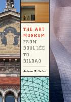 The Art Museum from Boull  e to Bilbao PDF