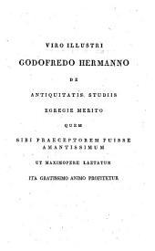 Thucydidis De Bello Peloponnesiaco libri octo: In Thucydidem commentarii politici, geographici, chronologici. 1823