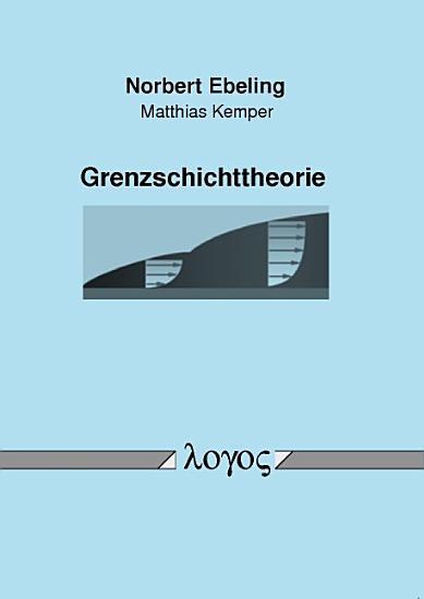 Grenzschichttheorie PDF
