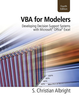 VBA for Modelers  Developing Decision Support Systems PDF
