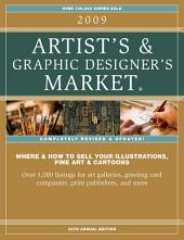 2009 Artist's & Graphic Designer's Market - Listings: Edition 33