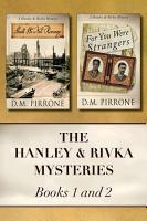 The Hanley   Rivka Mysteries Box Set  Books 1 2 PDF