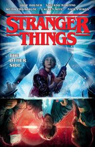 Stranger Things  The Other Side  Graphic Novel  PDF