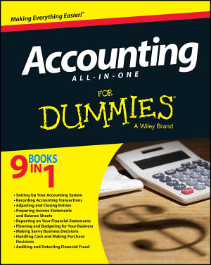 Accounting All in One For Dummies