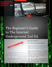 The Beginner s Guide to the Internet Underground PDF