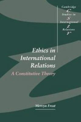 Ethics in International Relations