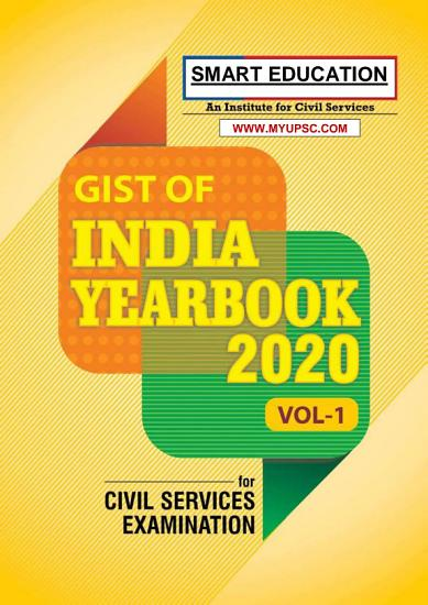 India Yearbook 2020 Part 1 for UPSC Civil Services Examination PDF