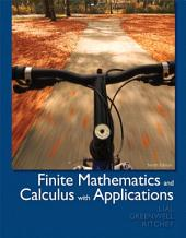 Finite Mathematics and Calculus with Applications: Edition 9
