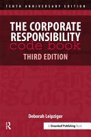 The Corporate Responsibility Code Book PDF
