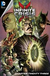 Infinite Crisis: Fight for the Multiverse (2014-) #23